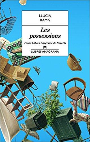 Les Possessions, nou llibre de Llucia Ramis