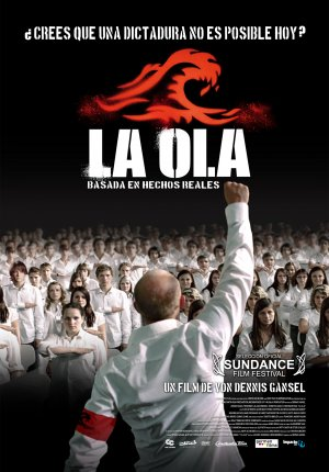cartel película La Ola de Dennis Gansel