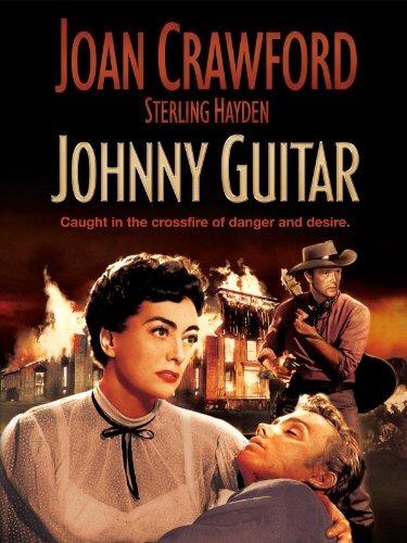 Portada película Johnny Guitar