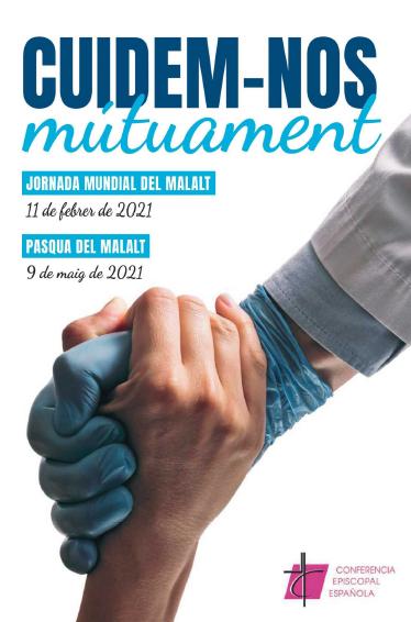 cartel anunciador de la pascua del infermo
